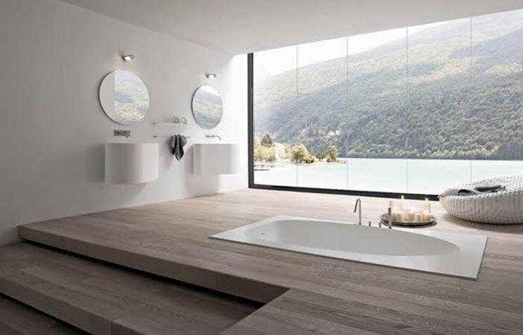 arredo bagno moderno - bagno - come arredare il bagno moderno - Foto Arredo Bagno Moderno