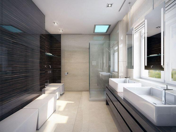 arredo bagno moderno - bagno - come arredare il bagno moderno - Immagini Di Arredo Bagno Moderno