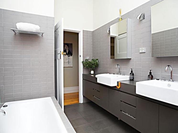 Arredo bagno moderno - Bagno - Come arredare il bagno moderno