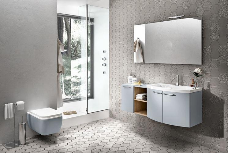 Arredo bagno salvaspazio bagno arredo salva spazio caratteristiche e idee - Marche mobili bagno ...