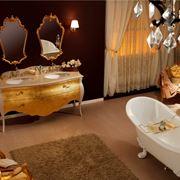 stile barocco bagno