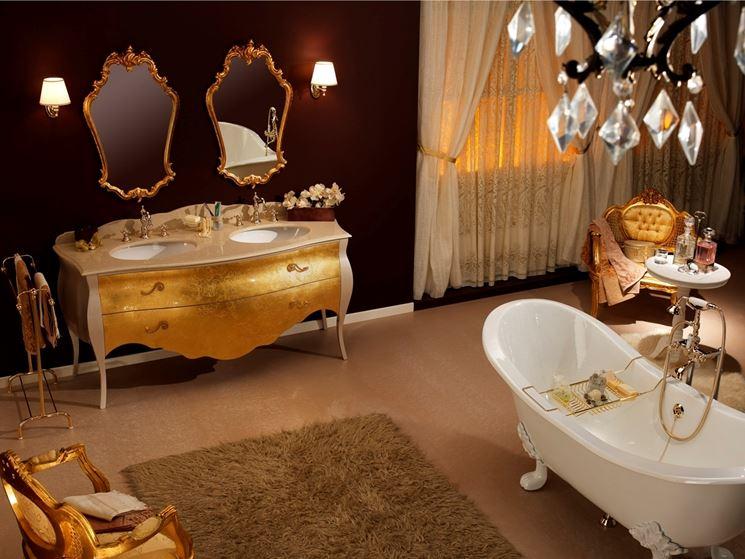 Arredo bagno stile barocco bagno arredo bagno barocco for Arredo bagno barocco