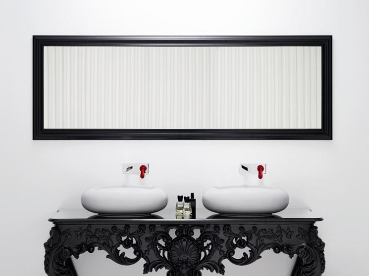 arredo bagno stile barocco - bagno - arredo bagno barocco - Arredo Bagno Barocco Moderno