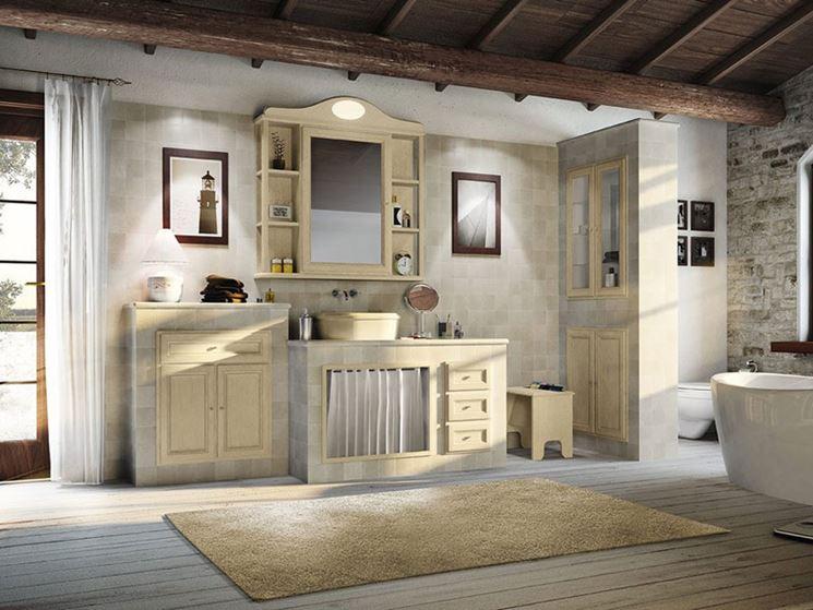 bagni in muratura - bagno - la bellezza dei bagni in muratura - Bagni Moderni Bellissimi