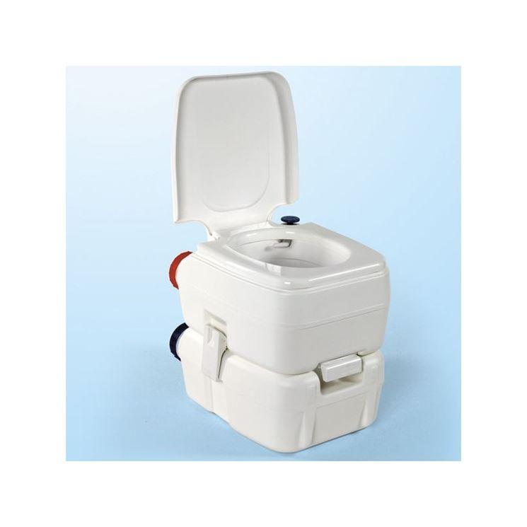 Bagno chimico - Bagno - come funziona un bagno chimico