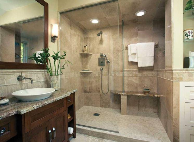Bagno con due porte di accesso - Bagno - Progettare un bagno con due porte