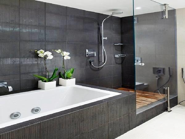 Bagno con due porte di accesso - Bagno - Progettare un bagno con due ...