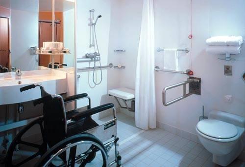 bagno per disabili - bagno