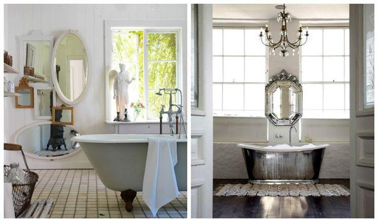 Bagno shabby chic bagno arredare un bagno shabby chic - Shabby chic interiors bagno ...