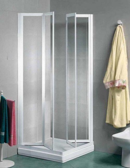 box doccia a scomparsa - bagno