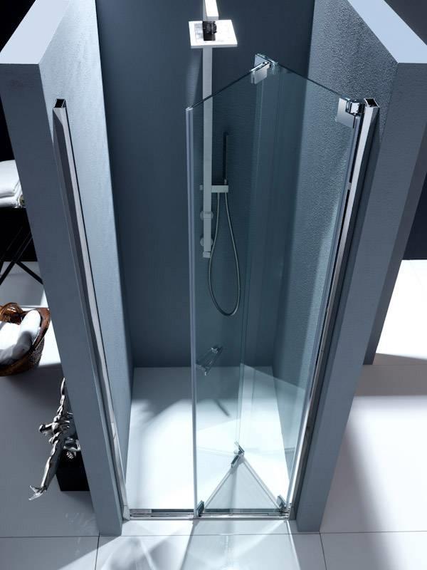 Box doccia a soffietto bagno - Porta a soffietto per doccia ...