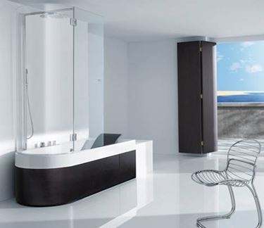 box doccia idromassaggio