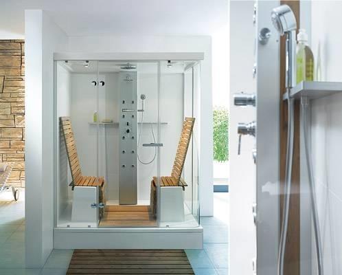 Box doccia multifunzione bagno for Doccia multifunzione