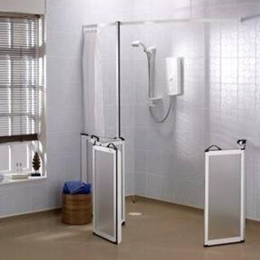 Box doccia per disabili bagno for Arredo bagno per disabili