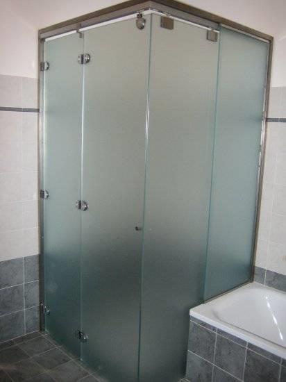 Box Doccia In Cristallo Satinato : Box doccia satinato bagno