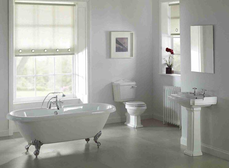 Decorare il bagno con vasca retrò - Bagno - lo stile delle vasche retrò