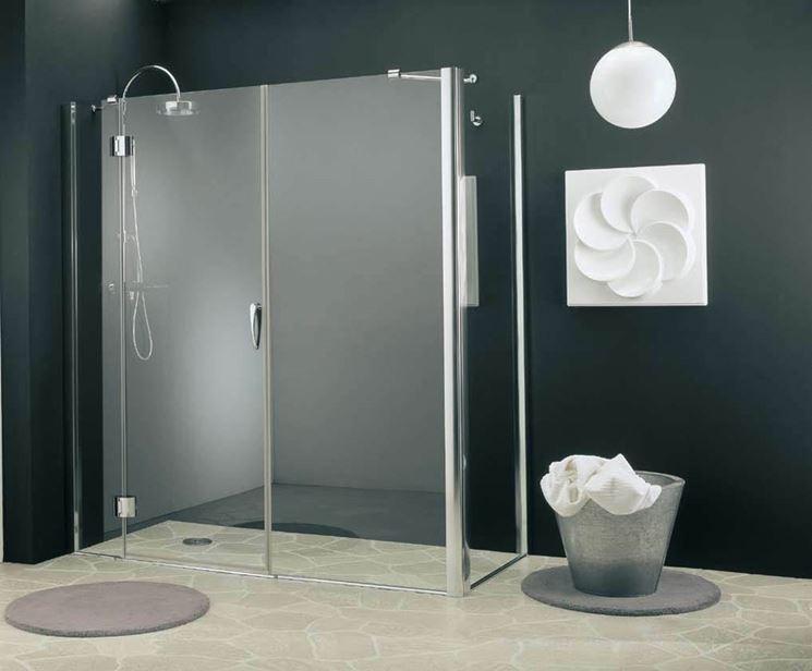 Doccia passante bagno come installare una doccia passante for Doccia passante
