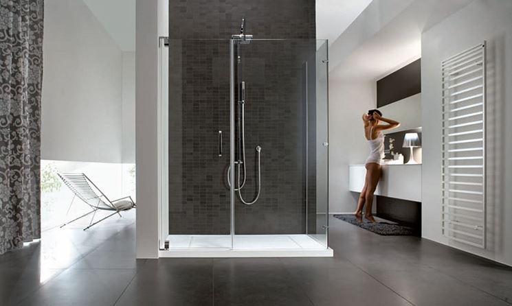 Doccia passante bagno come installare una doccia passante - Cabine doccia in muratura ...