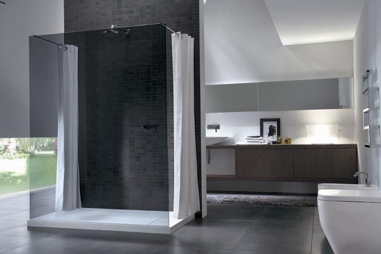 Doccia passante bagno come installare una doccia passante for Un bagno in cabina