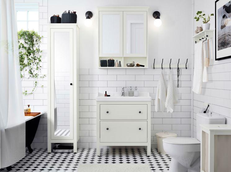 Ikea bagno modelli ed idee bagno i mobili ikea bagno - Bagno shabby chic ikea ...