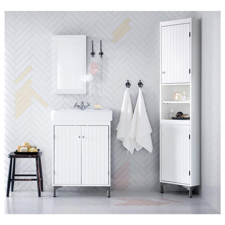 Ikea bagno modelli ed idee bagno i mobili ikea bagno - Ikea portaoggetti bagno ...