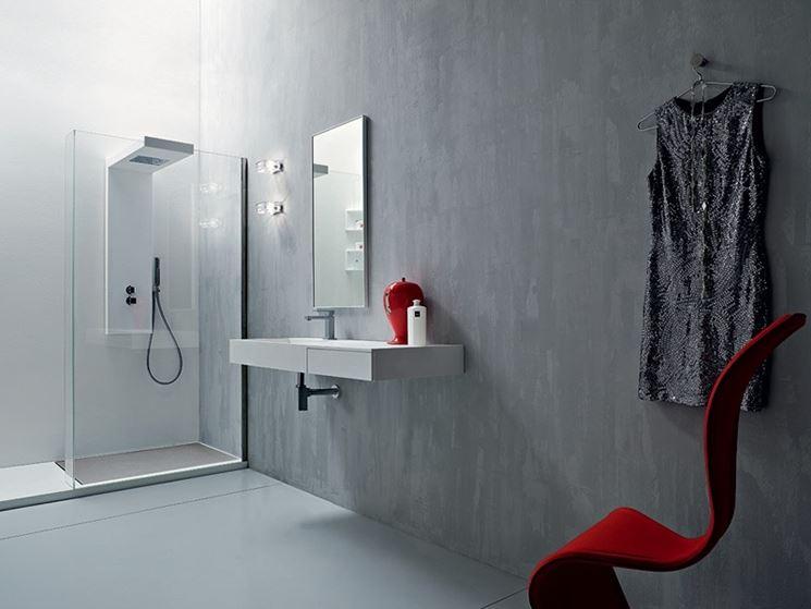 miscelatori docce moderne