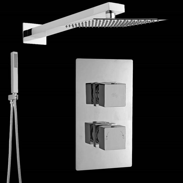 esempio di miscelatore doccia