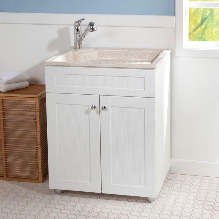 Lavabi per lavanderia - Bagno - Tipologie di lavabi per lavanderia