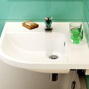 lavabo angolare