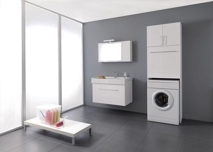 ikea bagno lavandini mobile bagno con lavatrice piccolo foto