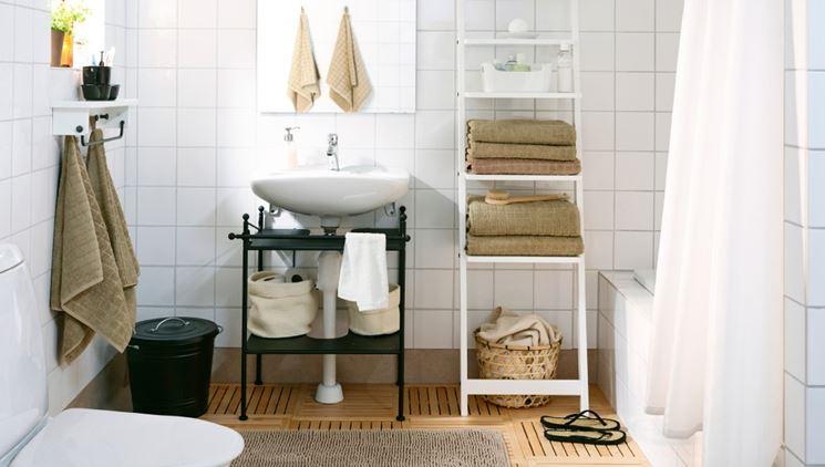 Piantane bagno bagno tipologie di piantane bagno
