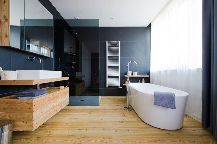 Rivestire il bagno bagno