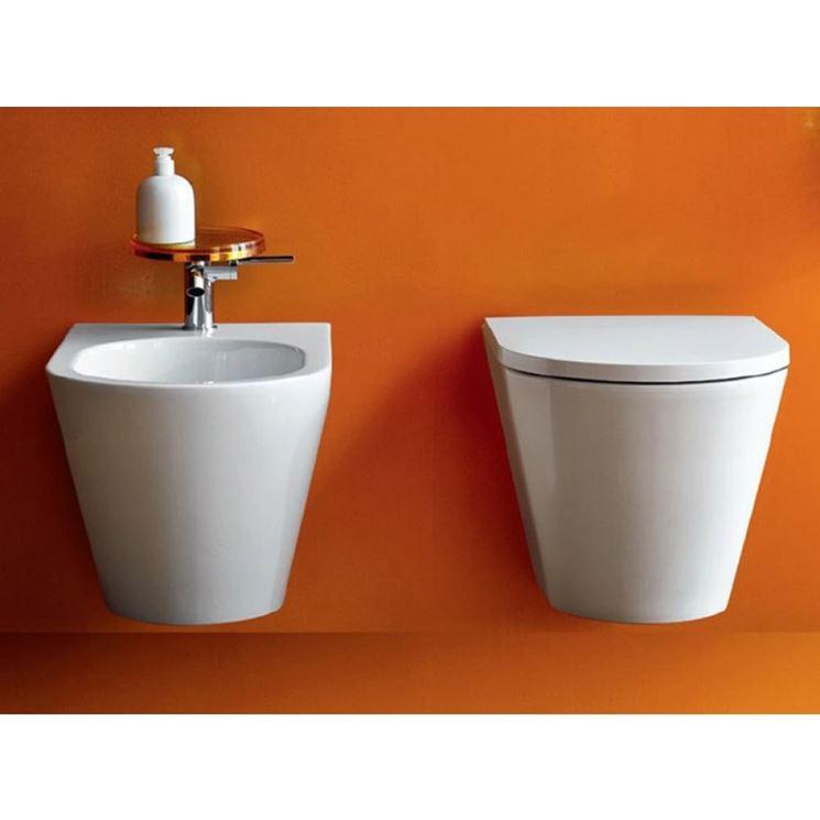 Sanitari sospesi bagno for Offerta sanitari bagno