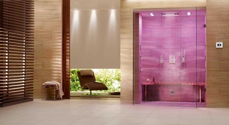 soffioni per la doccia