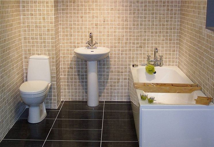 Sovrapposizione vasca da bagno bagno