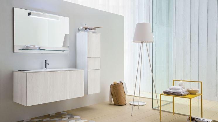 Specchi per bagno bagno tipologie di specchi per bagno - Mondo convenienza specchi ...