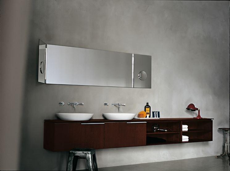 Specchio contenitore bagno bagno tipologie di specchi contenitori per bagno - Specchi bagno con contenitore ...