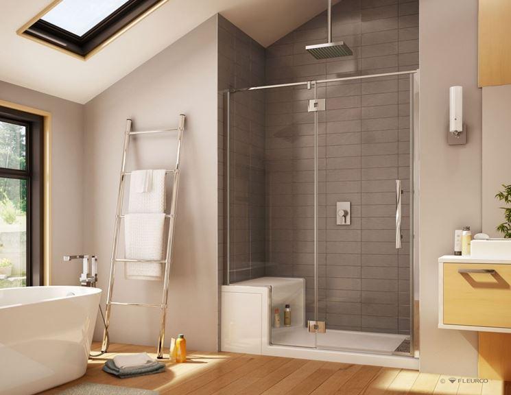 Trasformare vasca in doccia bagno come trasformare una - Bagno doccia vasca ...