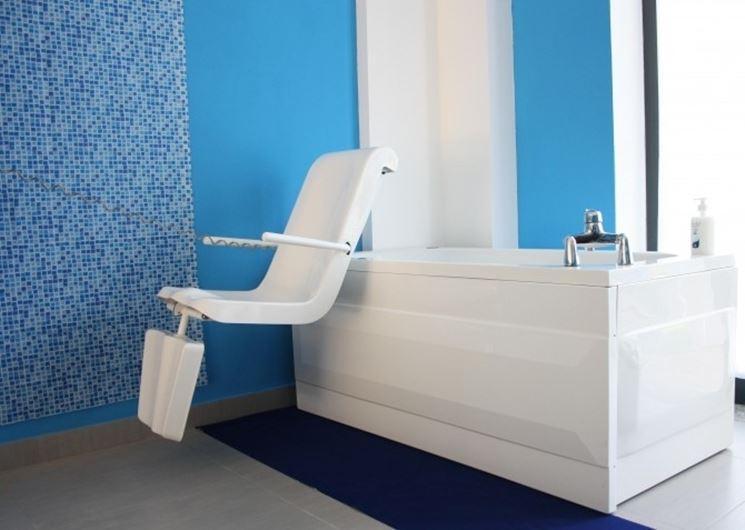 Trasformazione vasca da bagno per anziani bagno come allestire una vasca da bagno per anziani - Seggiolino per vasca da bagno ...