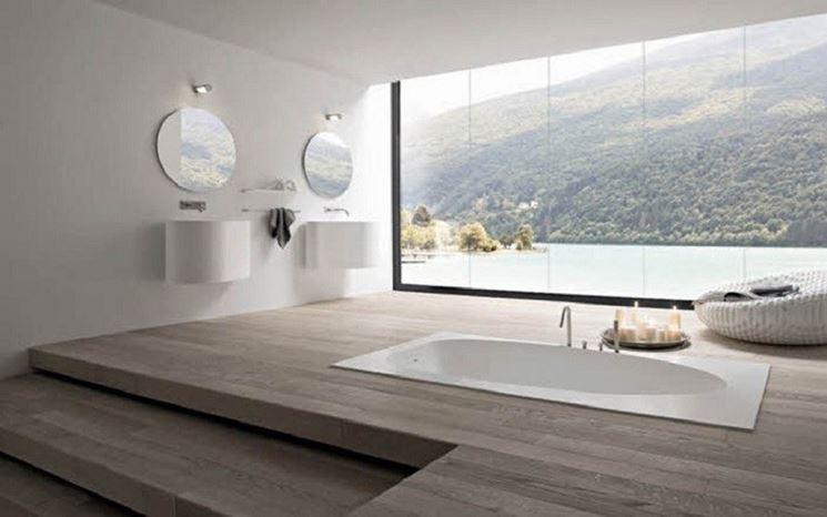 Dimensioni Di Una Vasca Da Bagno : Vasca da bagno dimensioni minime bagno carattesitiche vasca da