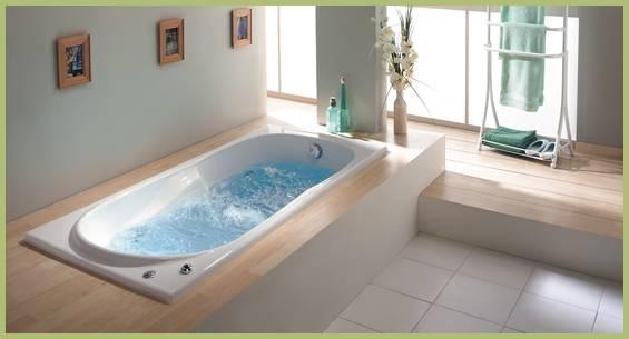 Vasca da bagno bagno - Vasca da bagno in cemento ...