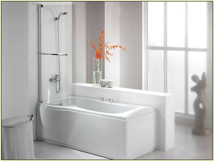 Vasca doccia bagno prezzi e modelli vasca doccia - Vasche da bagno con box doccia incorporato ...