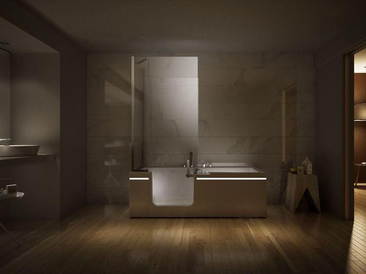 Vasca doccia - Bagno - Prezzi e modelli vasca doccia