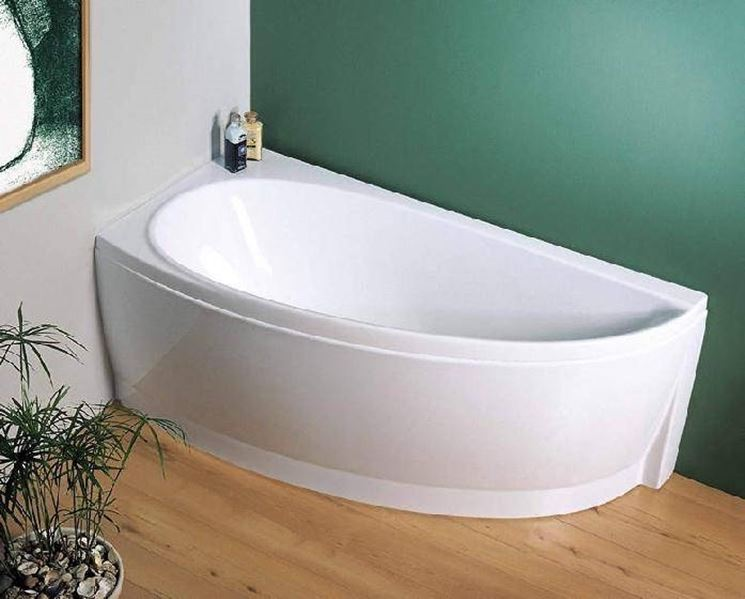 Lunghezza Vasca Da Bagno Angolare : Vasche angolari bagno