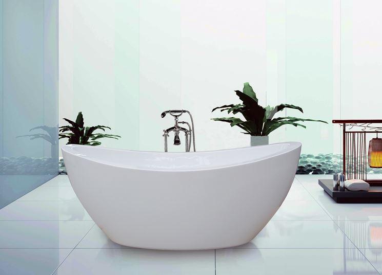 Vasca Da Bagno Esprit : Vasche da bagno awesome vasca da bagno di lusso in marmo with