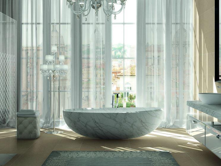 Vasca Da Bagno Marmo : Vasche da bagno in marmo bagno modelli di vasche in marmo