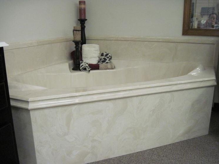 Vasca Da Bagno Forme : Vasche da bagno in marmo bagno modelli di vasche in marmo