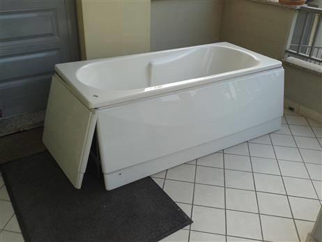 Vasca Da Bagno Da Incasso : Vasche da bagno in vetroresina bagno