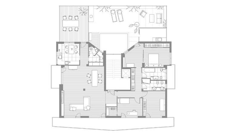 Casa di 80 mq e 5 idee di progetto costruire una casa for Quanto costa una casa con 4 camere da letto