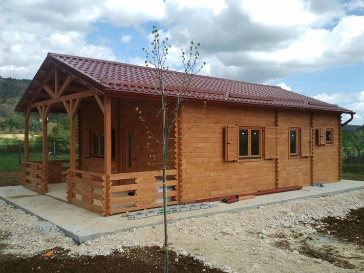 Casa parassita in legno costruire una casa quali sono - Vorrei costruire una casa in legno ...